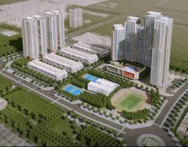 """Bất động sản Hà Nội: Phía Tây """"nóng"""" lại, nhờ hạ tầng"""