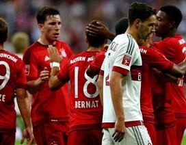 Cựu binh Dortmund tỏa sáng, Bayern hạ ngọt Milan