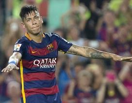 Mắc bệnh quai bị, Neymar lỡ hẹn các trận Siêu cúp