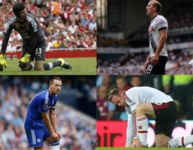 Những  ngôi sao khởi đầu nhạt nhòa tại Premier League