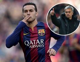 Mourinho và Fabregas khiến Pedro lật kèo với MU