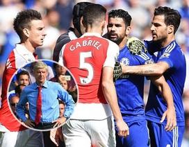 "Arsene Wenger: ""Diego Costa đáng bị đuổi hai lần"""