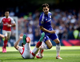 Chấm điểm Chelsea 2-0 Arsenal: Fabregas sáng nhất