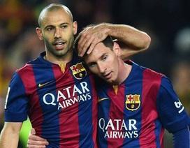 Sau Messi và Neymar, đến lượt Mascherano bị điều tra tội trốn thuế