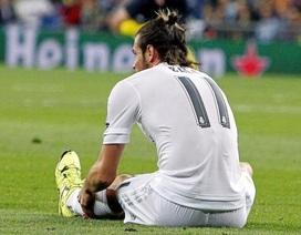 Tái phát chấn thương, Bale lỡ hẹn đại chiến Real - PSG