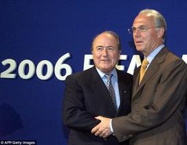 FIFA điều tra Beckenbauer và chủ tịch LĐBĐ Tây Ban Nha