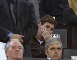 Messi cân nhắc rời Barcelona vào năm 2017