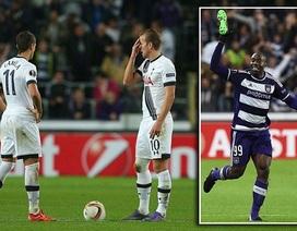 Tottenham thua sốc, Liverpool lại hòa ở Europa League
