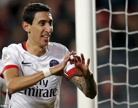 Di Maria tỏa sáng, PSG xây chắc ngôi đầu tại Ligue 1