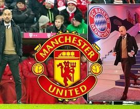 Guardiola muốn dẫn dắt Man Utd