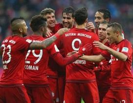 Muller lập công, Bayern thắng dễ Hertha Berlin