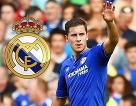PSG nhảy vào cuộc đua giành Hazard cùng Real Madrid