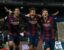 Sức mạnh của Barcelona đang sợ hơn trong hiệp 2