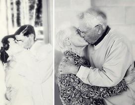 Những bức ảnh ngày ấy bây giờ chứng minh tình yêu trường tồn