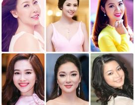 Ngắm dàn sao Việt trên thảm đỏ Hoa hậu Việt Nam 2016