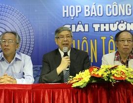 GS Đặng Vũ Minh: Các sản phẩm lọt vào Chung khảo có ý nghĩa thực tế rất cao
