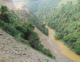 Cao Bằng: Bức tử sông Hiến, lấp suối để… mở đường!