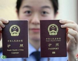 """Phản đối Trung Quốc in """"đường lưỡi bò"""" trong hộ chiếu"""