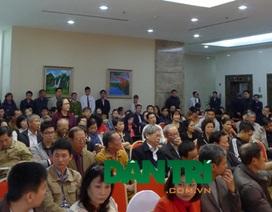 Khu căn hộ VCC Bà Triệu đã bầu được Ban Quản trị mới