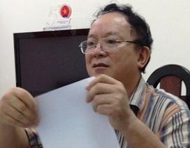 """Lãnh đạo Viện KSND Tối cao thừa nhận ra """"phán quyết"""" trái thẩm quyền"""