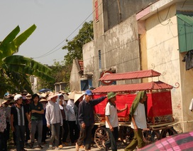 Thái Bình: Hai em nhỏ bị chết thảm khi ra sông tắm