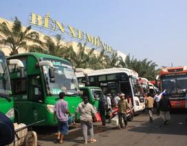 TPHCM: Bến xe không tăng giá vé dịp 2/9