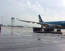 Nguy cơ đóng cửa sân bay Tân Sơn Nhất vì nước ngập trạm điện