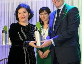 Thủ tướng New Zealand trao giải thưởng New Zealand-ASEAN cho bà Mai Kiều Liên