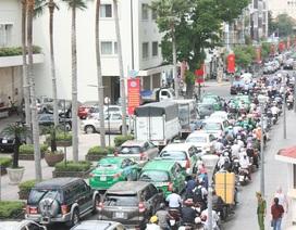 Lập bến taxi ở trung tâm TPHCM?