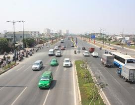 """Lắp """"mắt thần"""" trên tuyến đường đẹp nhất Sài Gòn"""