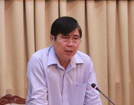Chủ tịch TPHCM nổi giận vì mời cấp trưởng mà cấp phó đi họp