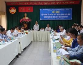 Ông Hoàng Hữu Phước, Đặng Thành Tâm tự ứng cử đại biểu Quốc hội