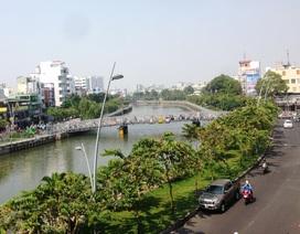 Cấm dừng, đỗ xe trên tuyến đường dọc kênh Nhiêu Lộc – Thị Nghè