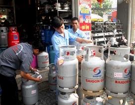 Từ 1/4, giá gas tăng gần 10.000 đồng/bình