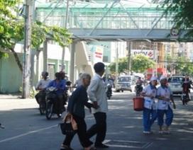 TPHCM: Đầu tư 33 tỷ đồng xây thêm 3 cầu vượt bộ hành