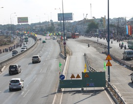 164 tỷ đồng xây dựng nút giao thông cổng Đại học Quốc gia TPHCM