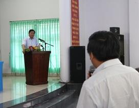 Bí thư Thăng phê bình Chủ tịch huyện Hóc Môn vì để dân bị ô nhiễm