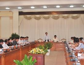 TPHCM tiếp tục xin thưởng hơn 10.000 tỷ đồng thu vượt ngân sách năm 2015