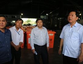 """TPHCM: Sau """"lệnh"""" của Bí thư Thăng,  đã khẩn cấp di dời bãi rác ô nhiễm, """"hành dân"""""""