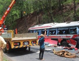Tai nạn 7 người chết trên đèo Prenn: Tài xế đạp phanh không hợp lý