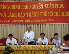 """Thủ tướng: TPHCM phải là """"Hòn ngọc chiếu sáng viễn Đông"""""""