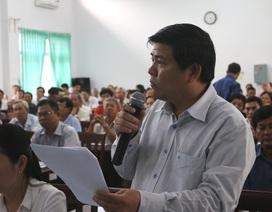 """""""Quy"""" trách nhiệm nguyên Chủ tịch huyện Hóc Môn vì sai phạm về đất đai"""