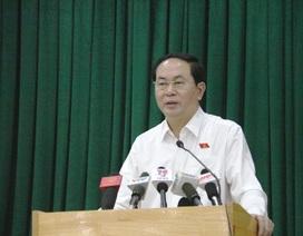 Chủ tịch nước: Sẽ xử nghiêm mọi cá nhân, tổ chức liên quan đến sự cố Formosa