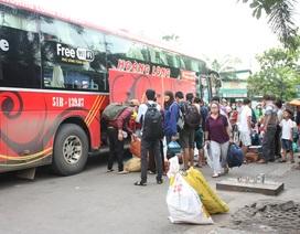 TPHCM: Dịp lễ 2/9, hành khách qua bến tăng 25% so với cùng kỳ
