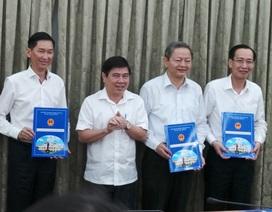 TPHCM tái bổ nhiệm hàng loạt Giám đốc Sở
