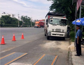 Xe vi phạm giao thông sẽ bị công bố thông tin trên mạng
