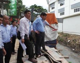 Xây hồ điều tiết giảm ngập cho sân bay Tân Sơn Nhất