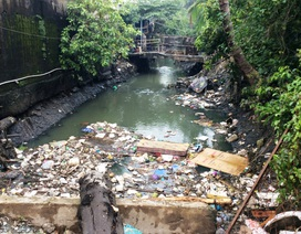 Không ngăn được dân xả rác, chính quyền đề nghị sửa kênh thành cống