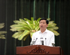 Bí thư Thăng thúc TPHCM cải tiến hình thức xúc tiến đầu tư nước ngoài