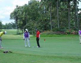 Đề xuất làm sân golf rộng 135 ha ven biển Cần Giờ